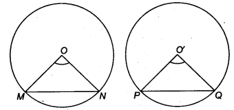 NCERT Solutions for Class 9 Maths Chapter 11 Circles Ex 11.2 img 1