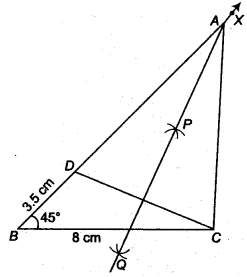 NCERT Solutions for Class 9 Maths Chapter 12 Constructions Ex 12.2 img 2