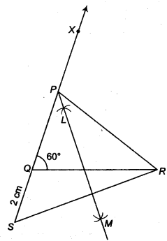 NCERT Solutions for Class 9 Maths Chapter 12 Constructions Ex 12.2 img 3