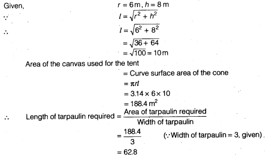 NCERT Solutions for Class 9 Maths Chapter 13 Surface Areas and Volumes Ex 13.3 img 4