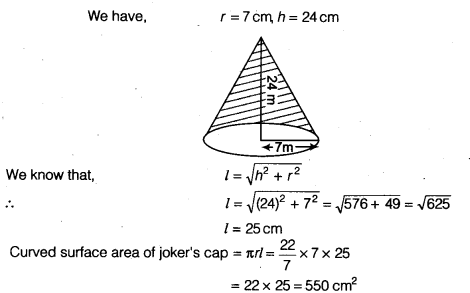 NCERT Solutions for Class 9 Maths Chapter 13 Surface Areas and Volumes Ex 13.3 img 7