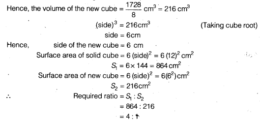 NCERT Solutions for Class 9 Maths Chapter 13 Surface Areas and Volumes Ex 13.5 img 4