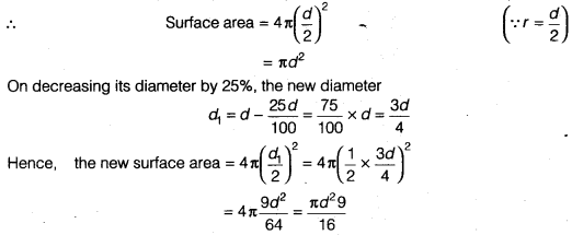 NCERT Solutions for Class 9 Maths Chapter 13 Surface Areas and Volumes Ex 13.9 img 4