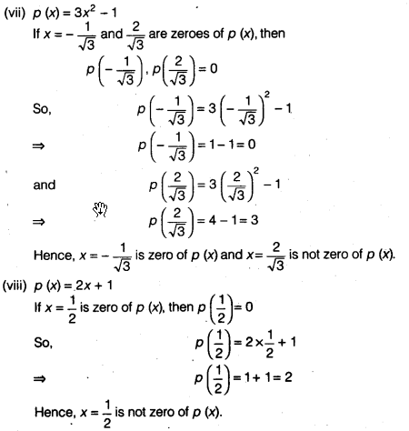 NCERT Solutions for Class 9 Maths Chapter 2 Polynomials Ex 2.1 img 4