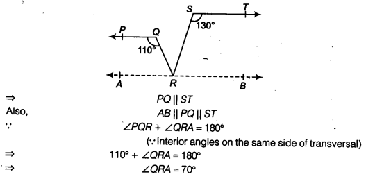 NCERT Solutions for Class 9 Maths Chapter 4 Lines and Angles Ex 4.2 img 6