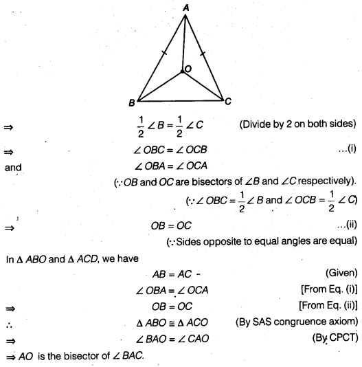 NCERT Solutions for Class 9 Maths Chapter 5 Triangles Ex 5.2 img 1