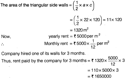 NCERT Solutions for Class 9 Maths Chapter 7 Heron's Formula Ex 7.1 img 3