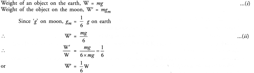 NCERT Solutions for Class 9 Science Chapter 10 Gravitation image - 2
