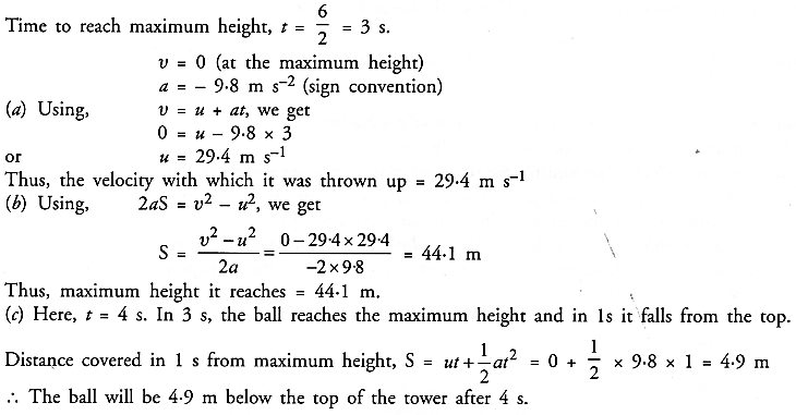 NCERT Solutions for Class 9 Science Chapter 10 Gravitation image - 13