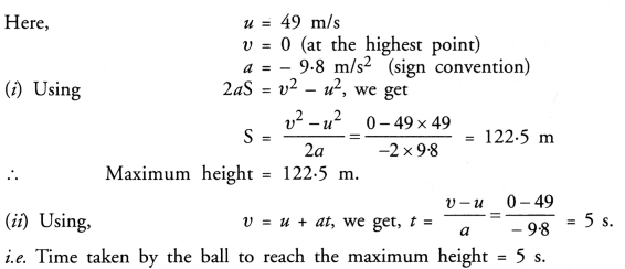 NCERT Solutions for Class 9 Science Chapter 10 Gravitation image - 8