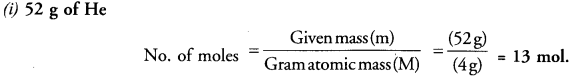 NCERT Solutions For Class 9 Science Chapter 3 Atoms and Molecules 3