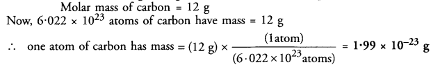 NCERT Solutions For Class 9 Science Chapter 3 Atoms and Molecules 6