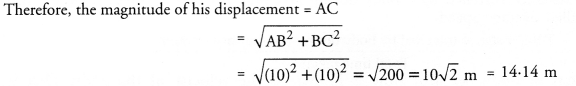 NCERT Solutions for Class 9 Science Chapter 8 Motion image - 2