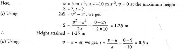 NCERT Solutions for Class 9 Science Chapter 8 Motion image - 11