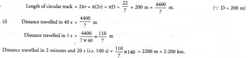 NCERT Solutions for Class 9 Science Chapter 8 Motion image - 12