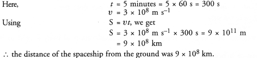 NCERT Solutions for Class 9 Science Chapter 8 Motion image - 3