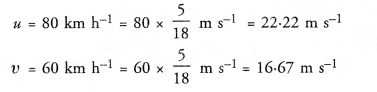 NCERT Solutions for Class 9 Science Chapter 8 Motion image - 4