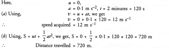 NCERT Solutions for Class 9 Science Chapter 8 Motion image - 8
