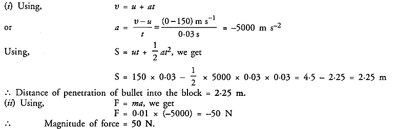 NCERT Solutions for Class 9 Science Chapter 9 Force and Laws of Motion image - 11