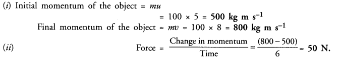 NCERT Solutions for Class 9 Science Chapter 9 Force and Laws of Motion image - 13