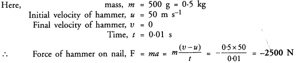 NCERT Solutions for Class 9 Science Chapter 9 Force and Laws of Motion image - 16