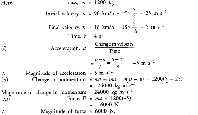 NCERT Solutions for Class 9 Science Chapter 9 Force and Laws of Motion image - 17